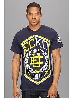 SALE! $12.25 - Save $12 on Ecko Unltd Special Training S S Tee (Deepest Blue) Apparel - 50.00% OFF $24.50