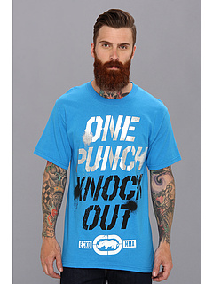 SALE! $12.99 - Save $16 on Ecko Unltd Knock Out S S Tee (Blueberry) Apparel - 54.42% OFF $28.50