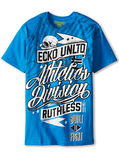 SALE! $17.99 - Save $7 on Ecko Unltd Ruthless Athletics S S Tee (Blueberry) Apparel - 26.57% OFF $24.50
