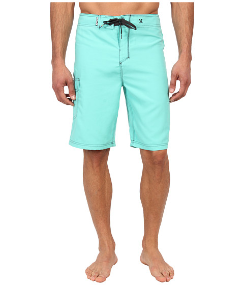 Hurley - One Only Boardshort 22 (Hyper Turquoise) Men's Swimwear