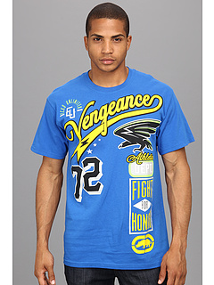 SALE! $17.99 - Save $7 on Ecko Unltd Vengeance CO S S Tee (Prince Blue) Apparel - 26.57% OFF $24.50
