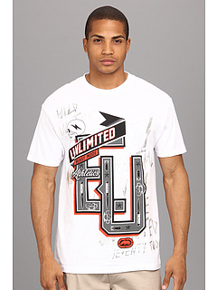 SALE! $17.99 - Save $11 on Ecko Unltd Go Wild S S Tee (Bleach White) Apparel - 36.88% OFF $28.50