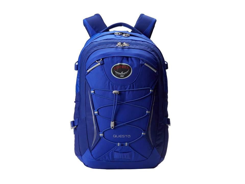 Osprey - Questa Pack (Sapphire Blue) Backpack Bags