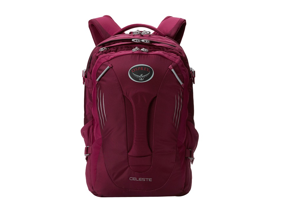 Osprey - Celeste (Pomegranate Purple) Backpack Bags
