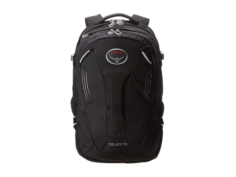 Osprey - Celeste (Black) Backpack Bags