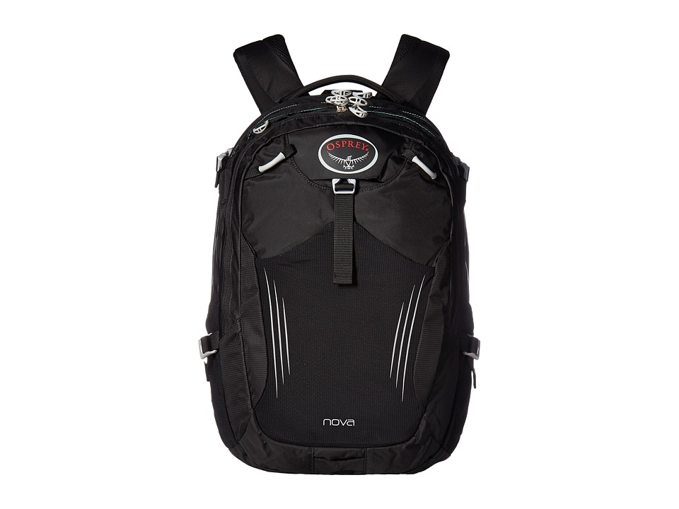 Osprey - Nova (Black) Backpack Bags