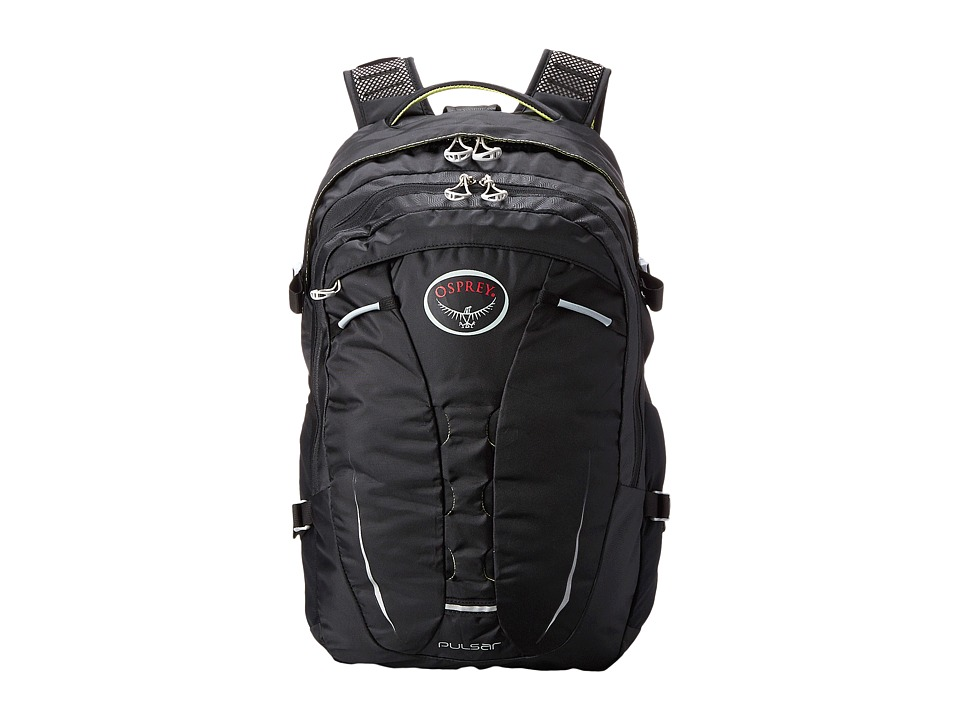 Osprey - Pulsar (Black) Backpack Bags