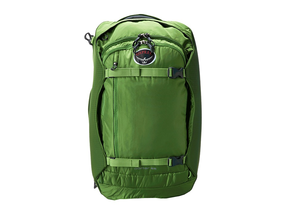 Osprey - Porter 65 (Nitro Green) Backpack Bags