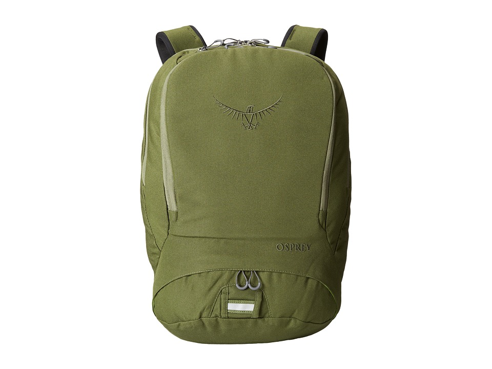 Osprey - Cyber (Forest Green) Backpack Bags