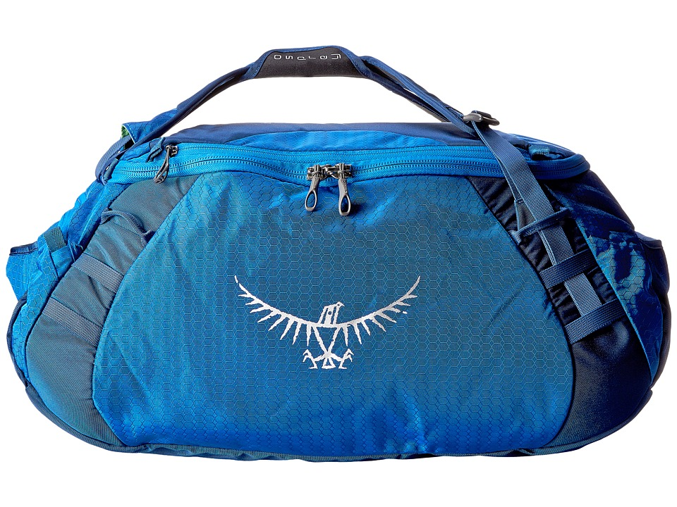 Osprey - Transporter 65 (True Blue) Backpack Bags
