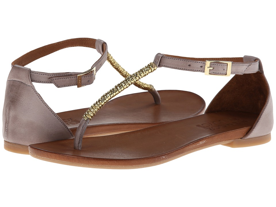Miz Mooz - Caspian (Grey) Women's Sandals