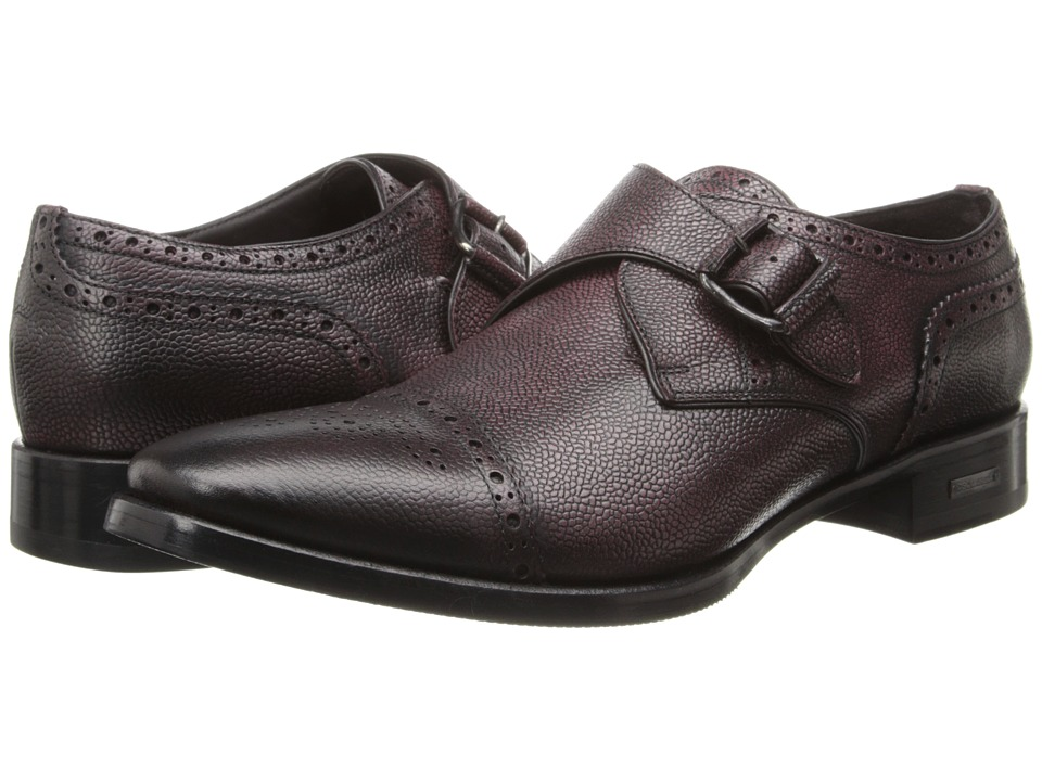 DSQUARED2 - Bob Monkstrap (Bordeaux) Men's Shoes