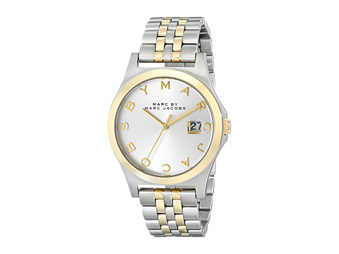 Marc by Marc Jacobs - MBM3319 - Slim 36MM (Two Tone) Watches