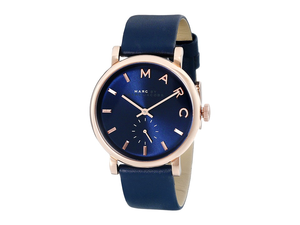 Marc by Marc Jacobs - MBM1329 - Baker (Navy) Watches