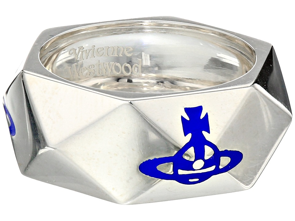 Vivienne Westwood - Studded Ring (Royal Blue) Ring