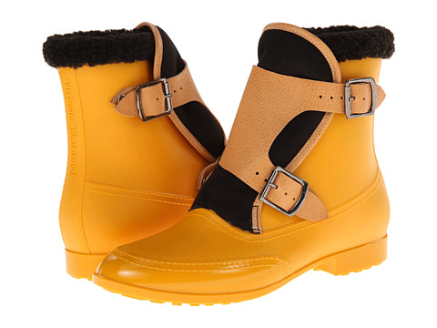 Vivienne Westwood - Seditionary Boot (Yellow) Men