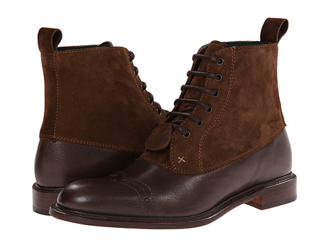 Vivienne Westwood - Derby Boot (Walnut) Men's Boots