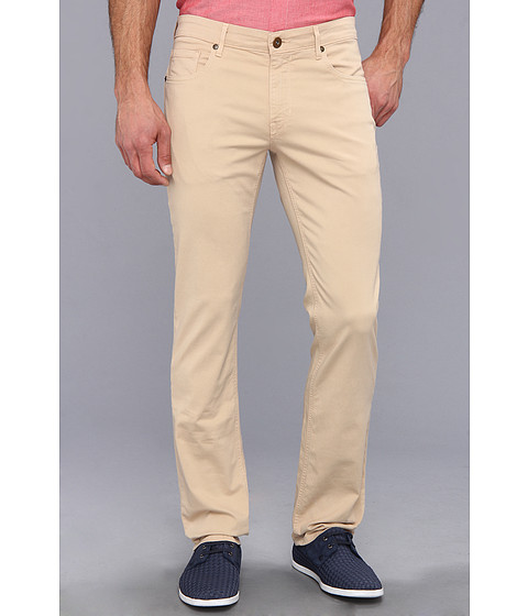 Paige - Normandie Slim Straight Twill (Hatch) Men's Casual Pants