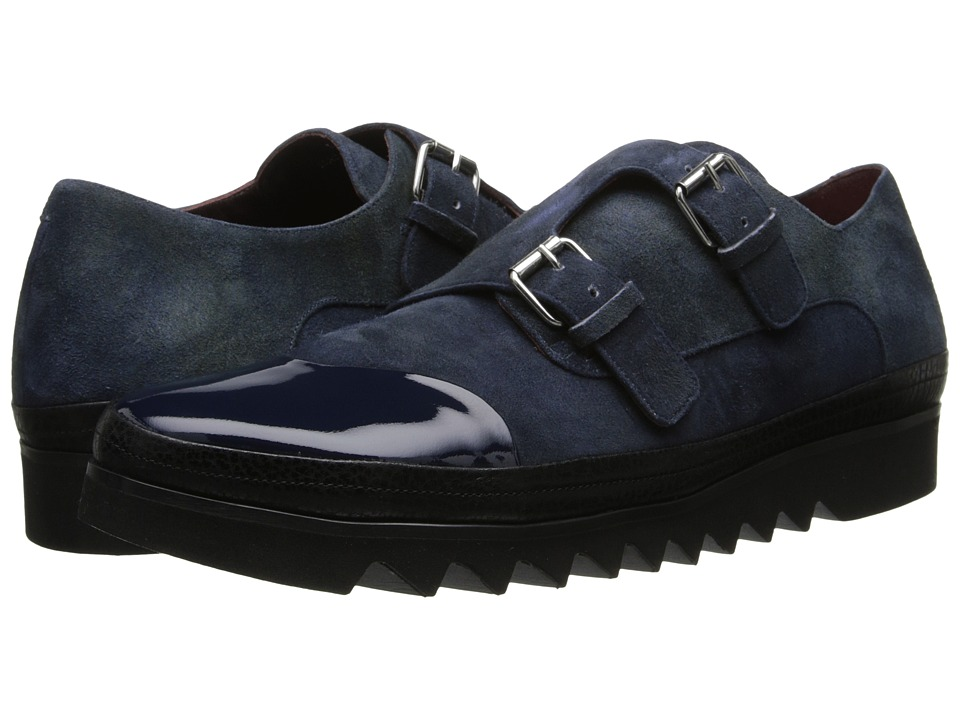 Vivienne Westwood Monk Creeper (Navy/Black) Men