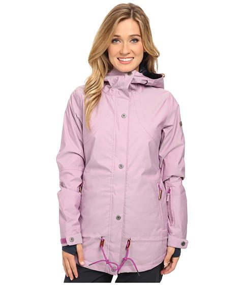 DC - Bristol 15 J Snowboarding Jacket (Holly Hock) Women's Coat