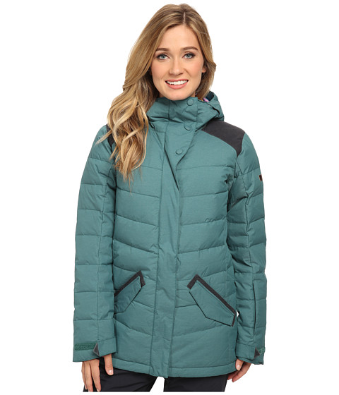 DC - Liberty 15 J Snowboarding Jacket (Jasper) Women's Coat