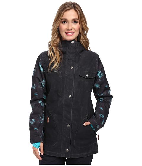 DC - Falcon J Snowboarding Jacket (Caviar) Women's Jacket