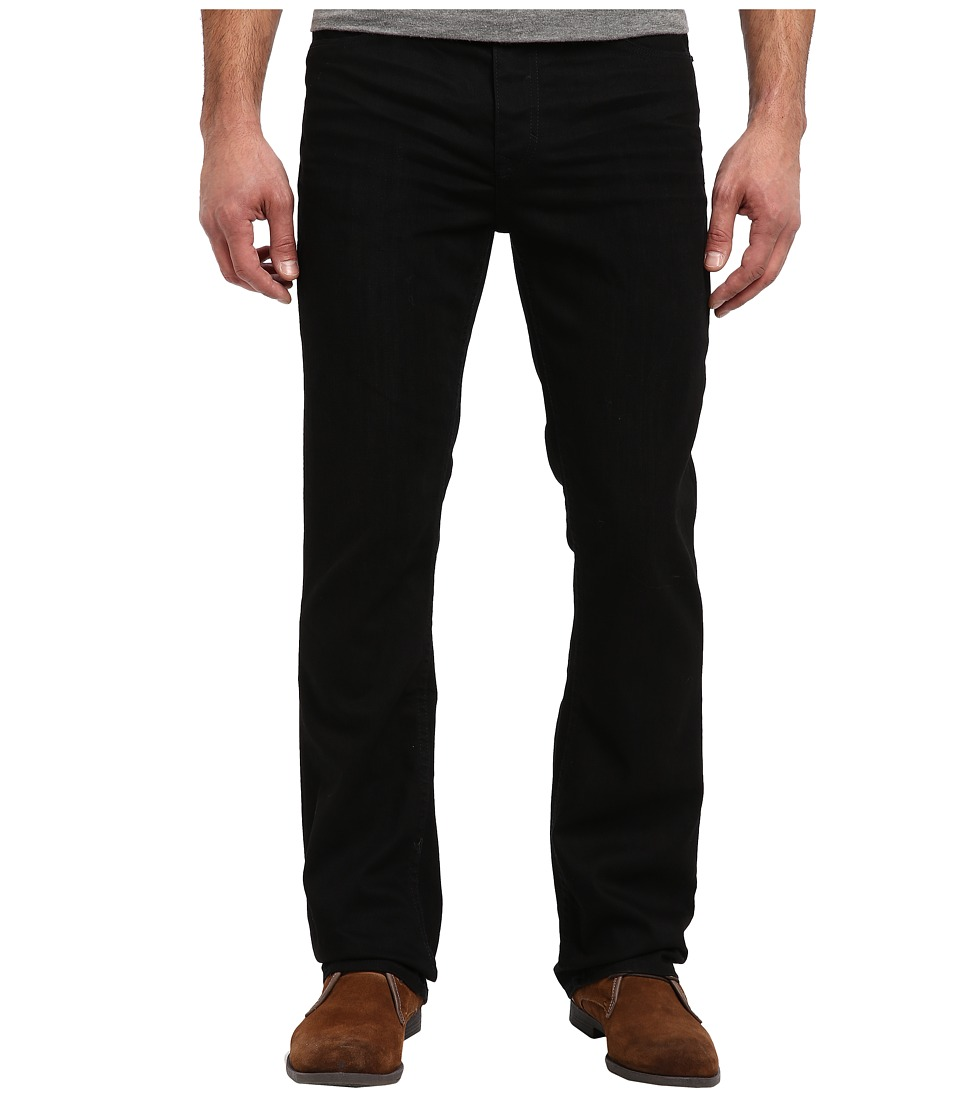 Calvin Klein Jeans - Modern Boot in Worn In Black (Worn In Black) Men's Jeans