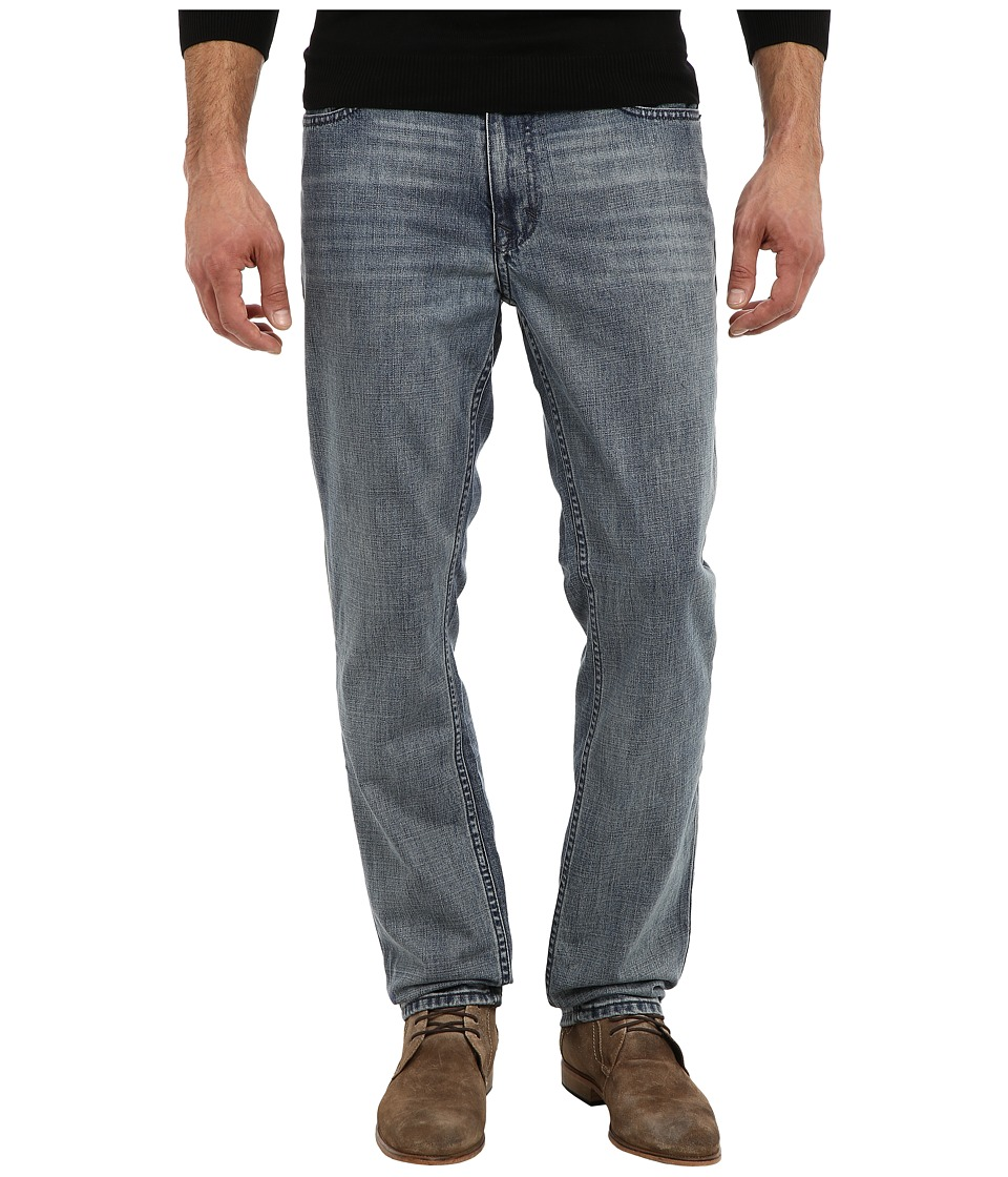 Calvin Klein Jeans - Slim Straight in Chalked Indigo (Chalked Indigo) Men's Jeans