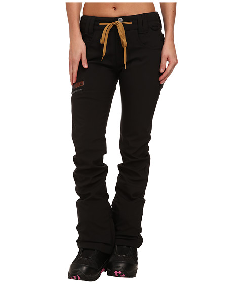 DC - Viva SE J Snowboarding Pant (Caviar) Women's Outerwear