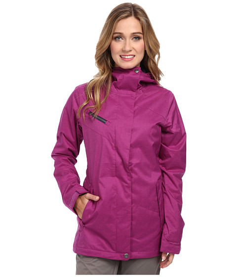 DC - Reflect 15 J Snowboarding Jacket (Holly Hock) Women