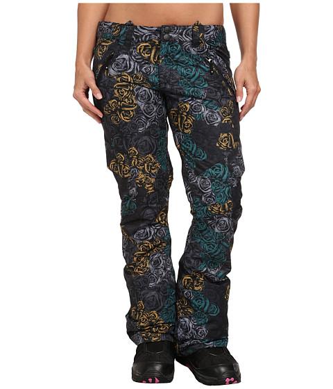 DC - Lace 15 Snowboarding Pant (Rose Camo) Women's Outerwear