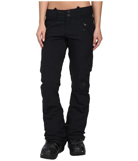 DC - Lace 15 Snowboarding Pant (Caviar) Women's Outerwear