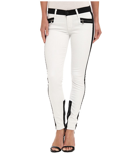Hudson - Chelsea Colorblock Skinny in Retreat (Retreat) Women