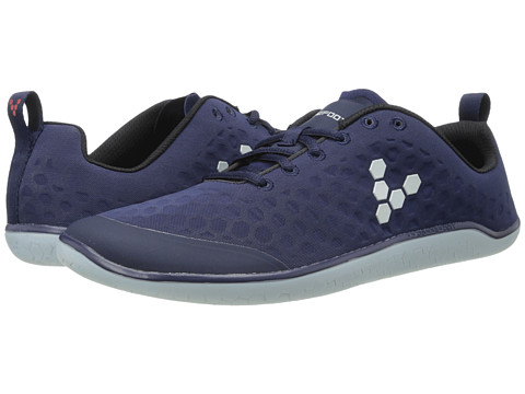 Vivobarefoot - Stealth M (Navy) Men's Running Shoes
