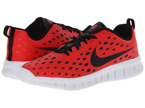 Nike Kids - Free Express (PS) (Little Kid) (Challenge Red/Hyper Crimson/Gym Red/Black) Boys Shoes