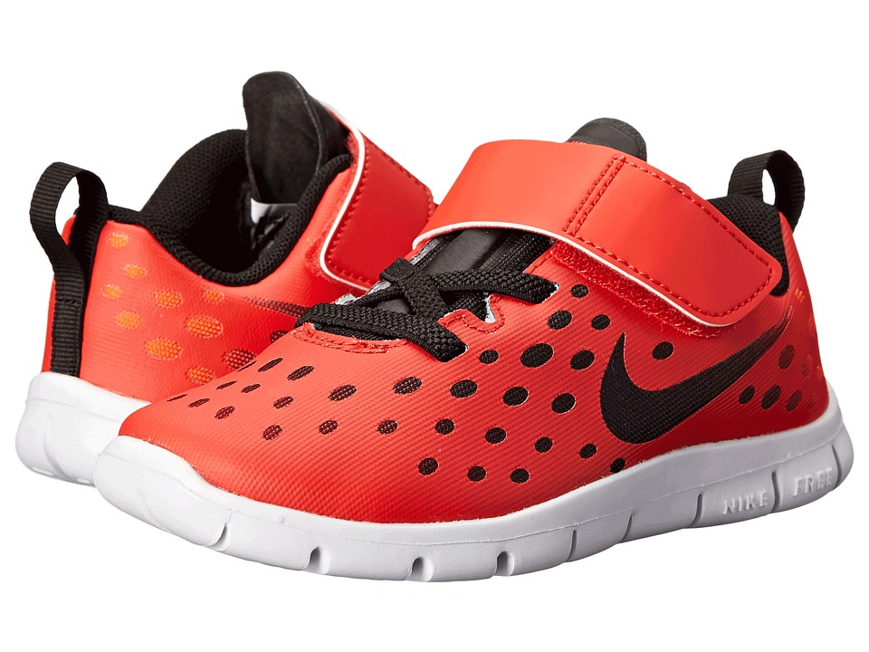 Nike Kids - Free Express (TDV) (Infant/Toddler) (Challenge Red/Hyper Crimson/Gym Red/Black) Boys Shoes
