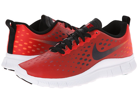 Nike Kids - Free Express (GS) (Big Kid) (Challenge Red/Hyper Crimson/Wolf Grey/Black) Boys Shoes