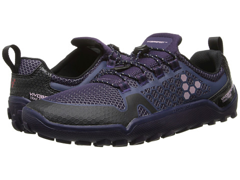 Vivobarefoot - Trail Freak (Dark Purple/Navy) Women