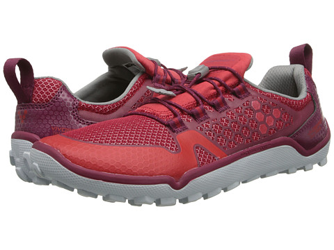 Vivobarefoot - Trail Freak (Ruby/Raspberry) Women's Running Shoes