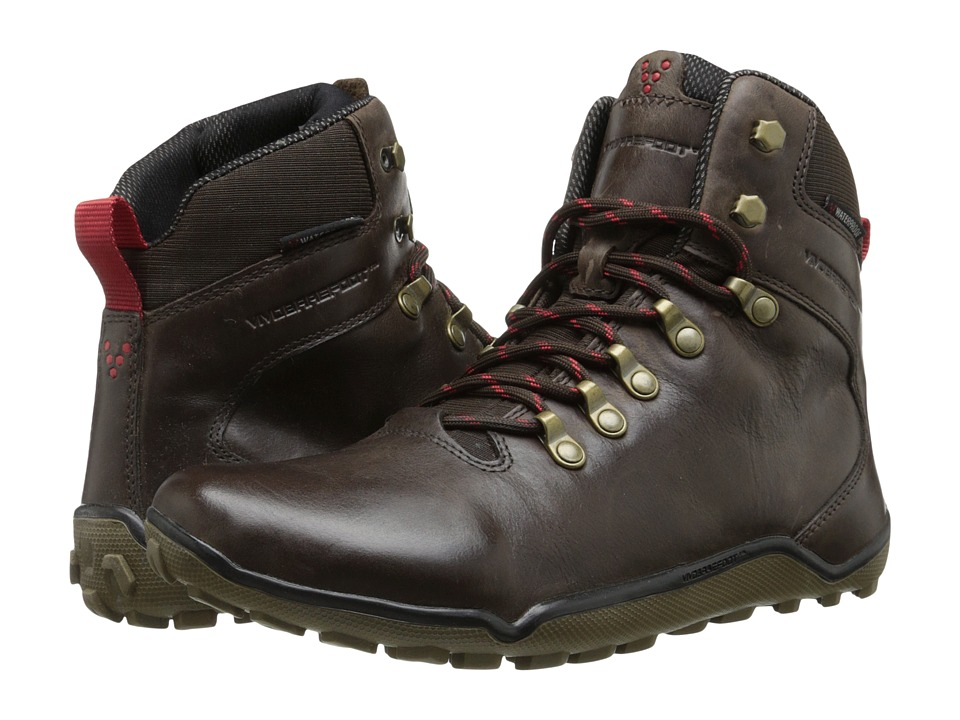 Vivobarefoot - Tracker (Dark Brown) Men's Shoes