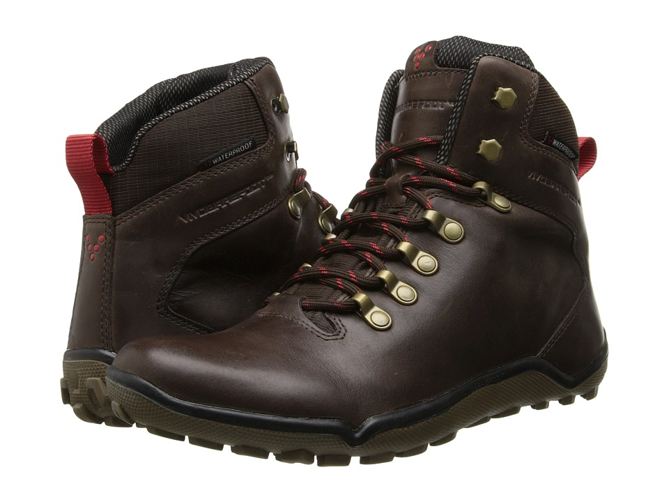 Vivobarefoot - Tracker (Dark Brown) Women's Hiking Boots