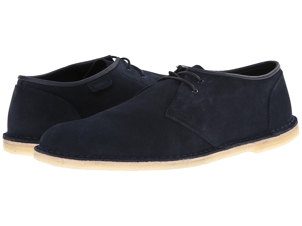 Clarks - Jink (Navy Suede) Men