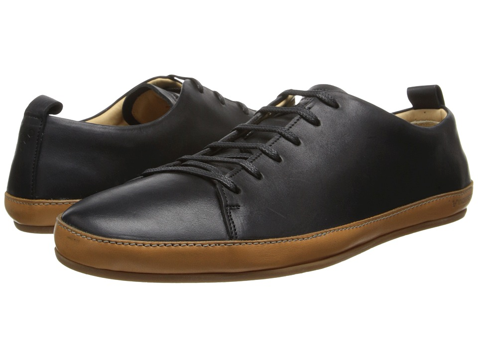 Vivobarefoot - Bannister (Black Leather) Men's Shoes
