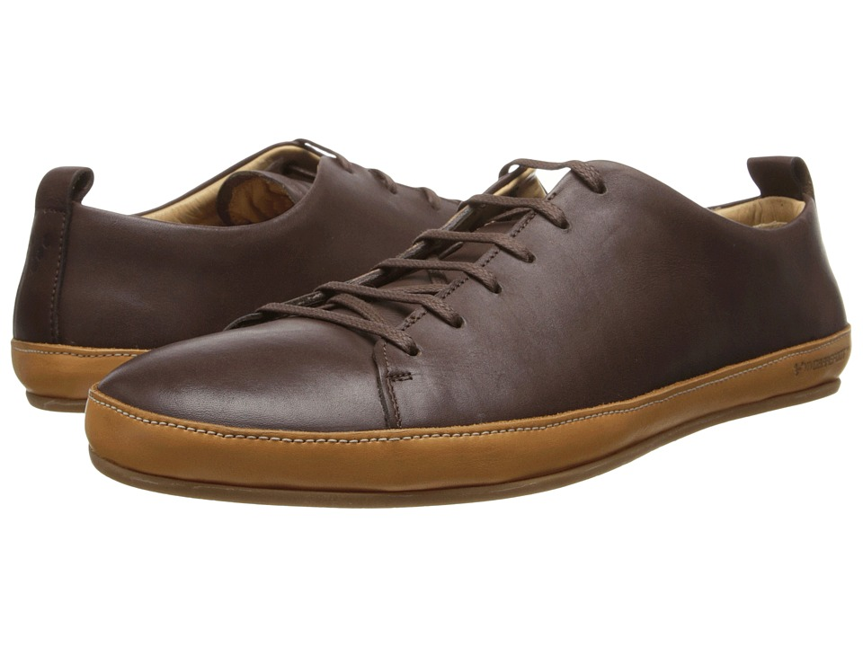 Vivobarefoot - Bannister (Dark Brown Leather) Men
