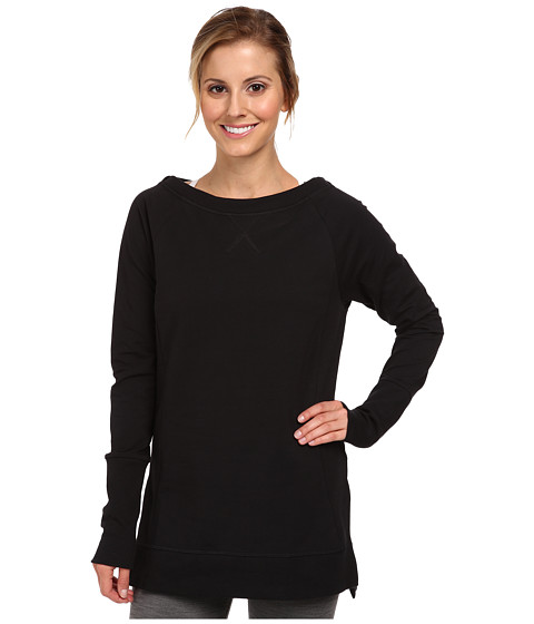 Lucy - Blissed Out L/S (Lucy Black) Women's Long Sleeve Pullover
