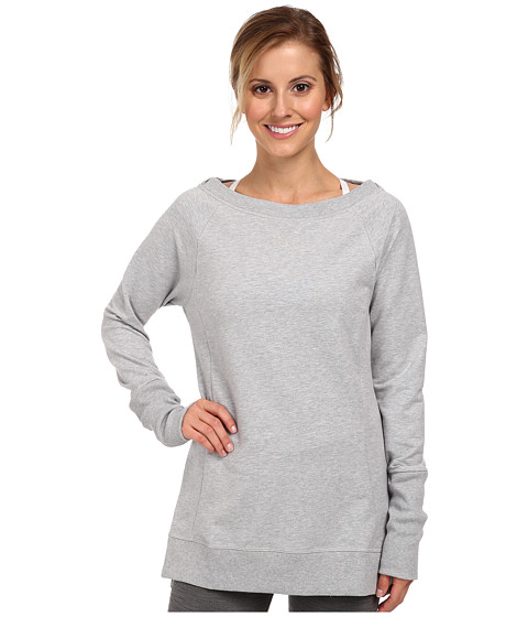 Lucy - Blissed Out L/S (Sleet Grey Heather) Women
