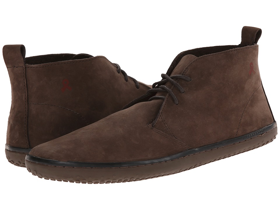 Vivobarefoot - SOFA Gobi (Dark Brown Kudu Leather) Men