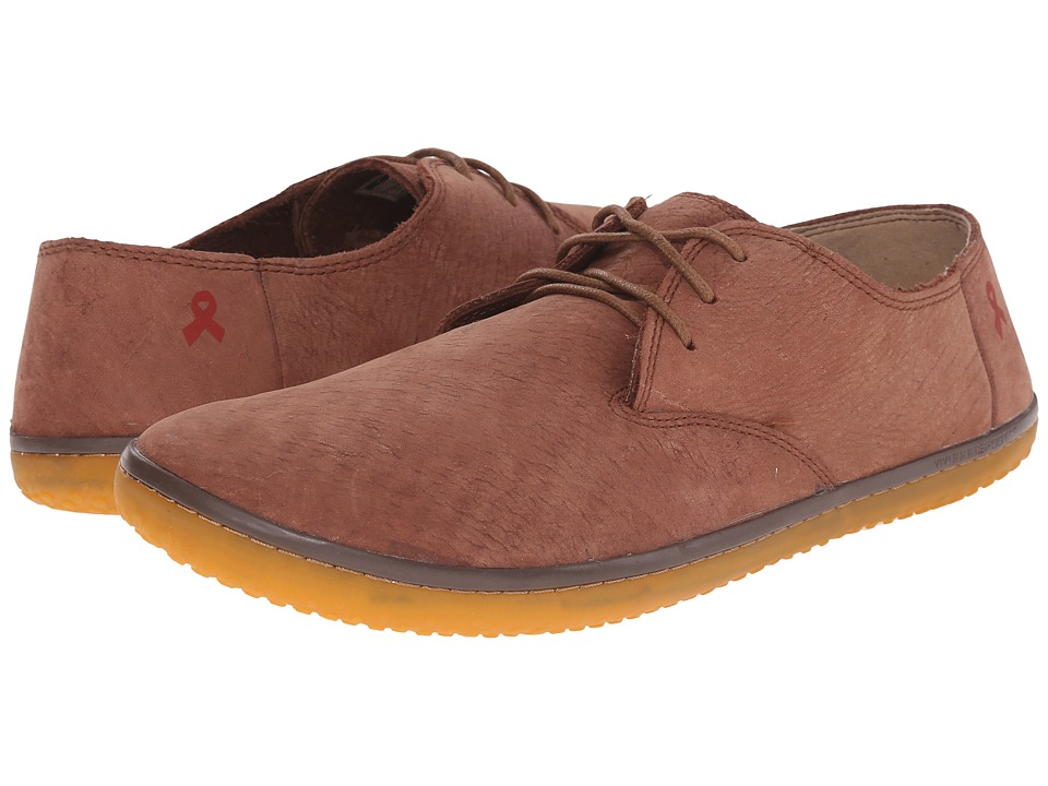 Vivobarefoot - Soul of Africa Ra II (Tan Leather) Men's Lace up casual Shoes