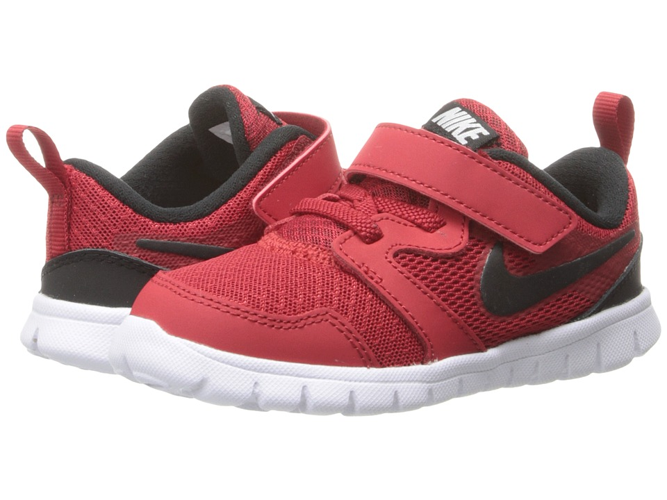 Nike Kids - Flex Experience 3 (Infant/Toddler) (Gym Red/White/Black) Boys Shoes