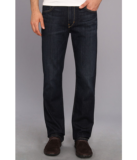 Paige - Normandie Slim Straight in Crook (Crook) Men's Jeans